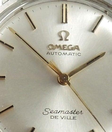 Perfect Omega Seamaster Automatic Automatik De Ville Vintage