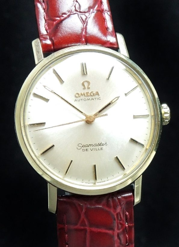 Perfect Omega Seamaster Automatic De Ville Vintage