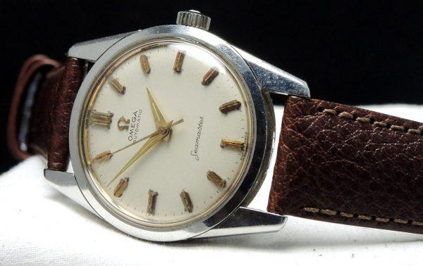 Serviced  Omega Seamaster Automatic Automatik Vintage Watch