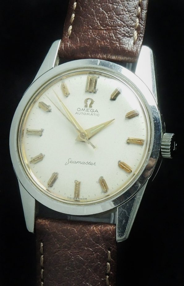 Serviced  Omega Seamaster Automatic Automatik Vintage Watch