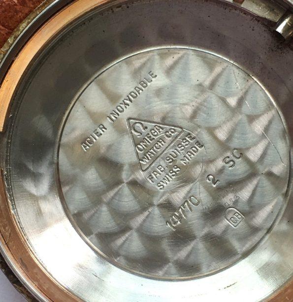 Perfect Seamaster Automatik Vintage Steel