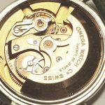 Vintage Omega Seamaster Automatic Big Seahorse Logo