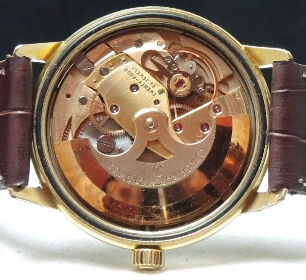 1967 Serviced Omega Seamaster Automatic cream  dial