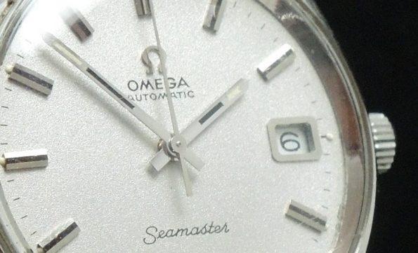 Big Omega Seamaster Automatik 36mm Vintage Oversize