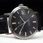 Serviced Omega Seamaster Automatic Vintage black dial