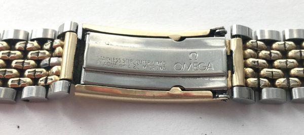 Original Omega Seamaster Strap 18mm
