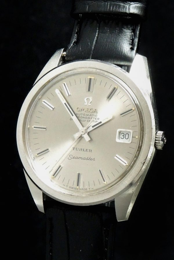 Wonderful Omega Seamaster Chronometer 36mm