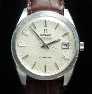 Omega Seamaster Chronometer a1536 (1)