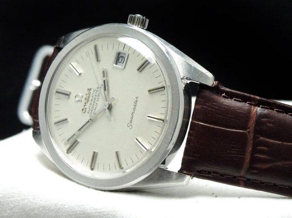 Wonderful Omega Seamaster Chronometer 36mm Automatic Vint