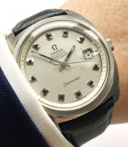 Omega Seamaster Chronometer a1870 (1)