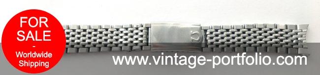Original Omega Seamaster Constellation Steel Strap 1037 570