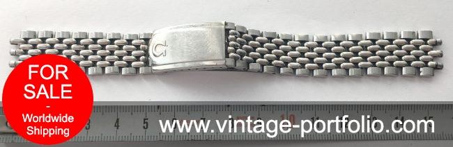 Original Omega Seamaster Constellation Steel Strap 8220