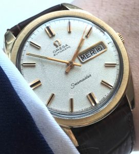 Omega Seamaster Day Date a1498 (1)