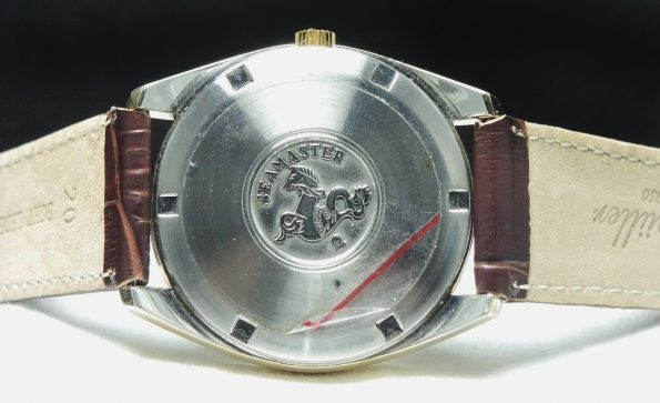 36mm Omega Seamaster Automatik Automatic Day Date