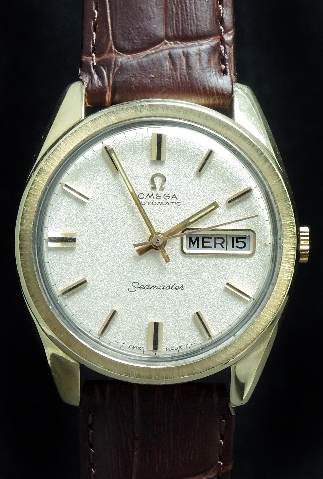 dating omega seamaster Shop authentic certified pre-owned vintage omega watches each watch restored using only original parts and includes a 2-yr warranty limited supply.