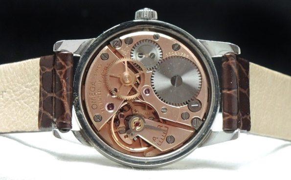 MINT Massive 35mm Omega Seamaster Vintage Watch