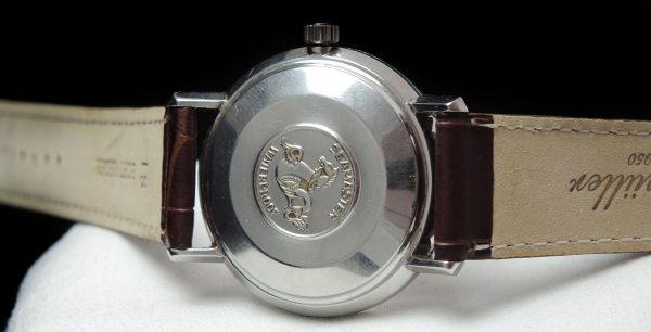 1967 Omega Seamaster De Ville Automatic Vintage Onyx Indices