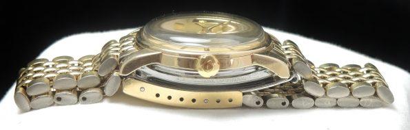 Perfect Omega Seamaster Automatik Automatic Linen dial
