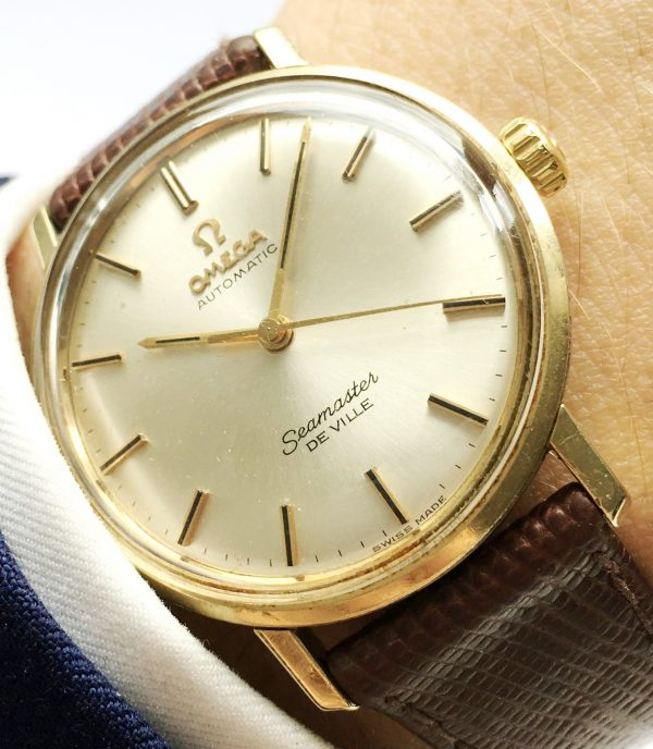 Beautiful Omega Seamaster De Ville Automatic
