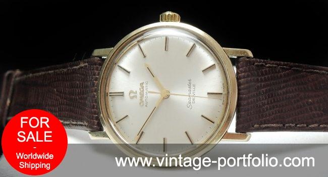 Beautiful Omega Seamaster De Ville Automatic