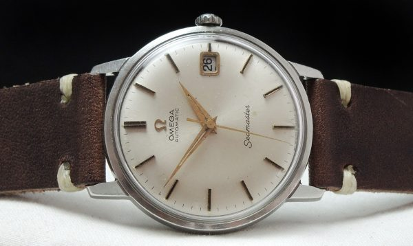 Omega Seamaster Automatic Date