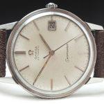 Wonderful Omega Seamaster Automatic Date Steel Vintage