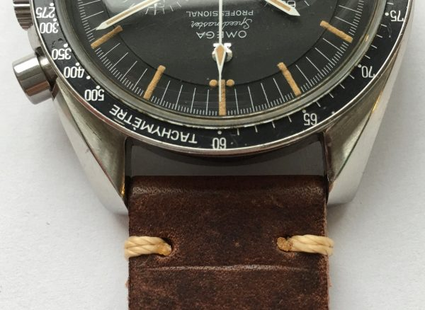 1967 Pre Moon Omega Speedmaster Full Set 105012 DON