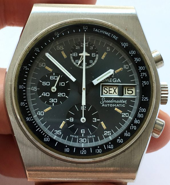 Original Omega Speedmaster Automatic Day Date Mark 4.5