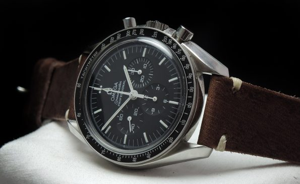 Omega Speedmaster Professional Moonwatch Original Papers cal 1861