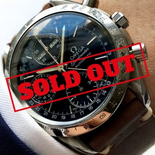 Omega Speedmaster Reduced Automatic a1501 (1)