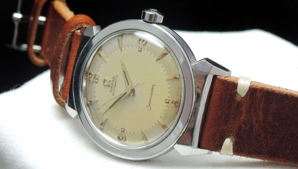 Perfect Omega Seamaster Automatic BIG Scarab Vintage