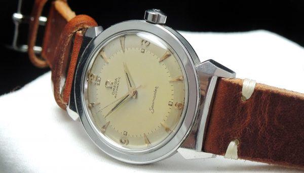 Perfect Omega Seamaster Automatic Scarab Vintage