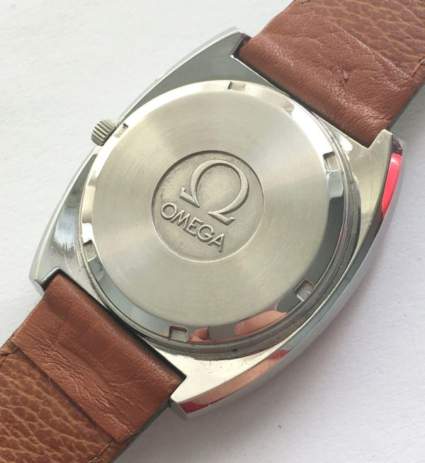 Wonderful Original Quartz Omega Megaquartz 32 KHz Day Date