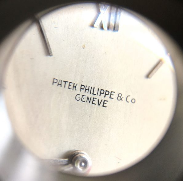 Patek Philippe Stainless Steel Vintage Teardrop Lugs 31mm 590