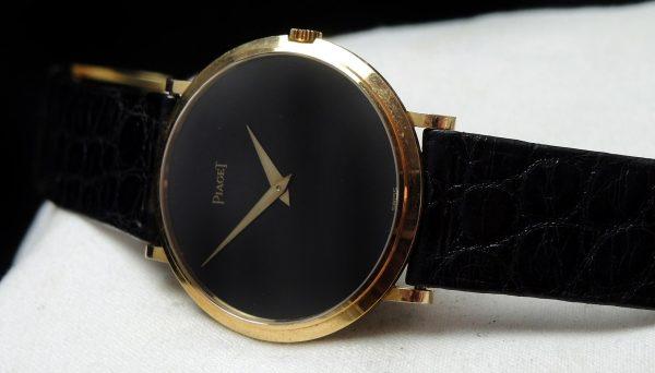 Amazing Solid Gold Piaget Ladies Lady Vintage