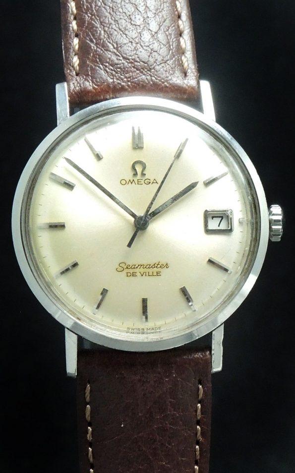 Rare Omega Seamaster De Ville Vintage Hand Winding