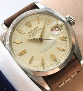 [:en]Rare Rolex Oyster Perpetual 1957 Ref 6534 Roulette Date[:de]Seltene Rolex Oyster Perpetual 1957 Ref 6534 Roulette Date[:]