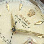 Rare Rolex Oyster Perpetual 1957 Ref 6534 Roulette Date h2 (11)