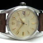 Rare Rolex Oyster Perpetual 1957 Ref 6534 Roulette Date h2 (3)