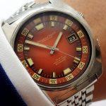 Rarest Variant IWC Aquatimer Vintage Red Dial