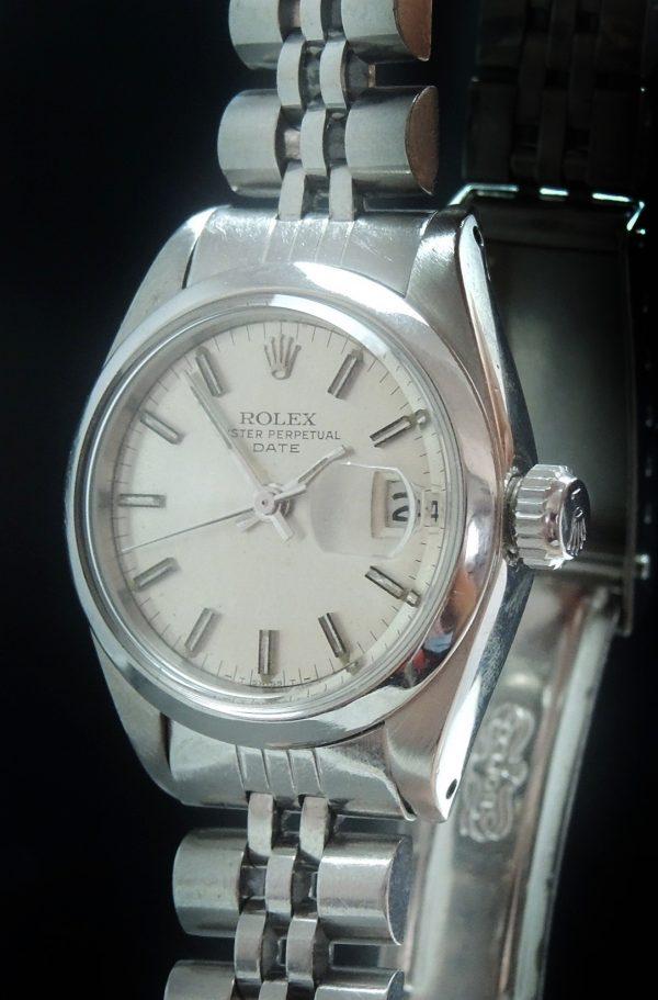 Wonderful Rolex Lady Ladies Damen Datejust Date