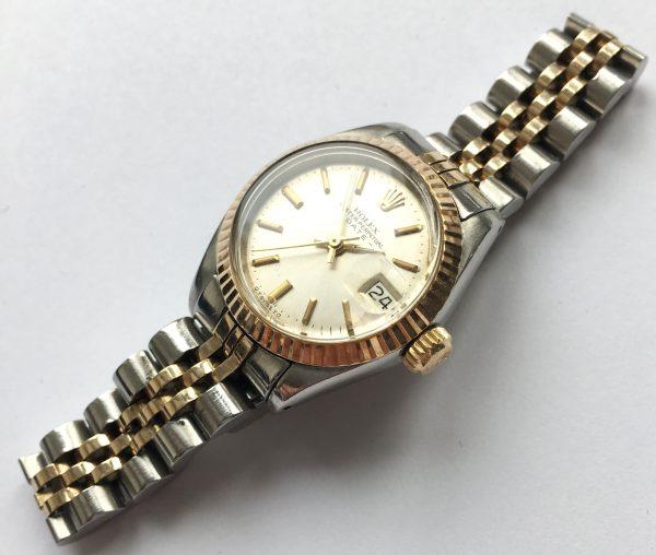 Perfect Rolex Datejust Lady Automatic Vintage