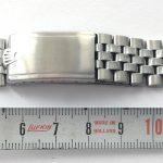 Original Rolex Datejust Jubilee Steel Strap 1964 20mm