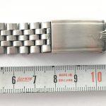 Original Rolex Datejust Jubilee Steel Strap 1969 55 6251H 20mm