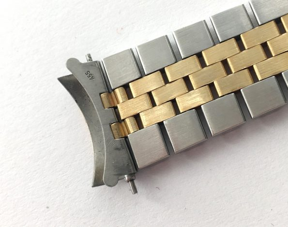 Original Rolex Jubilee Datejust Steel Gold Strap S Series 62510 H 455 from 1994