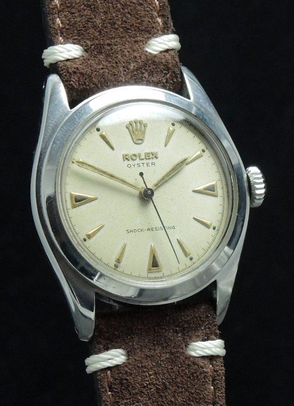 Important Vintage Rolex Oyster Shock Resisting 6082