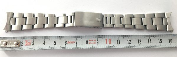 Rolex Oyster Strap 19mm for Air King Precision Models