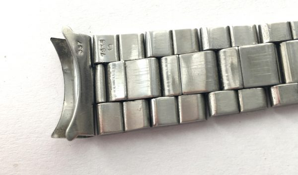 Original Rolex Air King Oyster Strap 19mm 351 7835