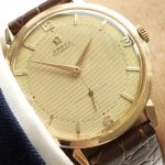 Rotgold Omega 38mm Oversize y1842 (1)