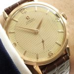 Rotgold Omega 38mm Oversize y1842 (2)